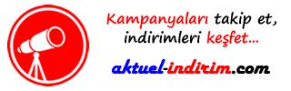 AKTÜEL-İNDİRİM
